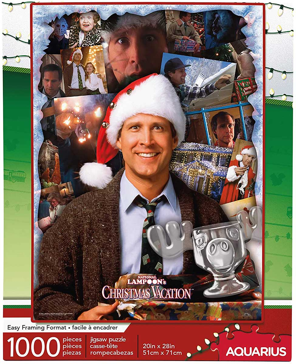 Christmas Vacation Movies / Books / TV Jigsaw Puzzle