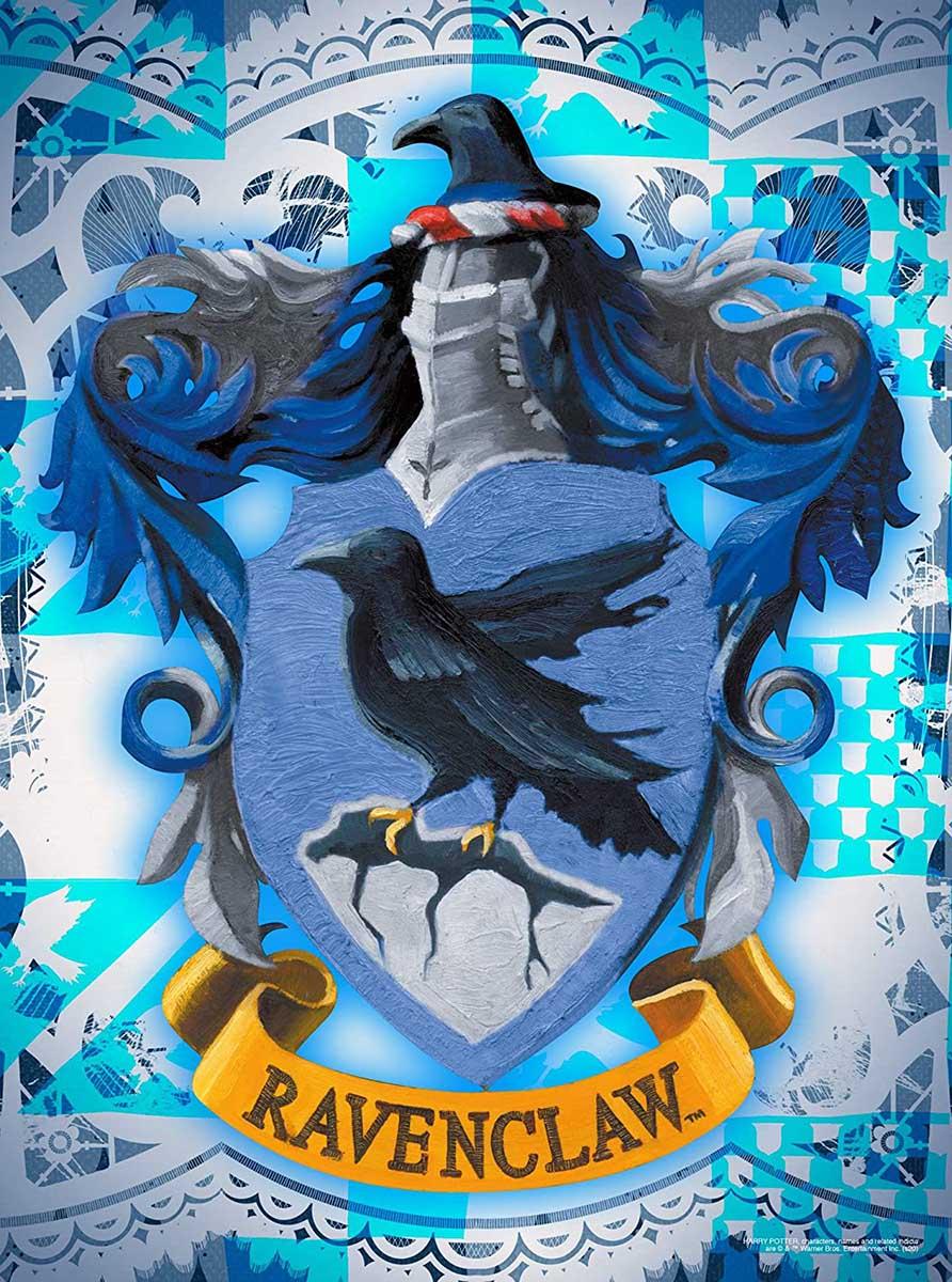 Harry Potter Ravenclaw Logo Harry Potter Jigsaw Puzzle