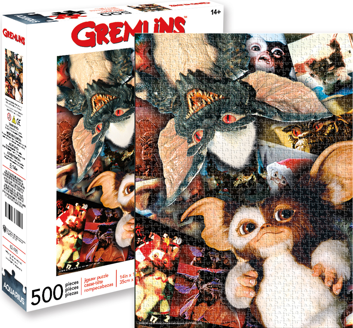 Gremlins Movies / Books / TV Jigsaw Puzzle