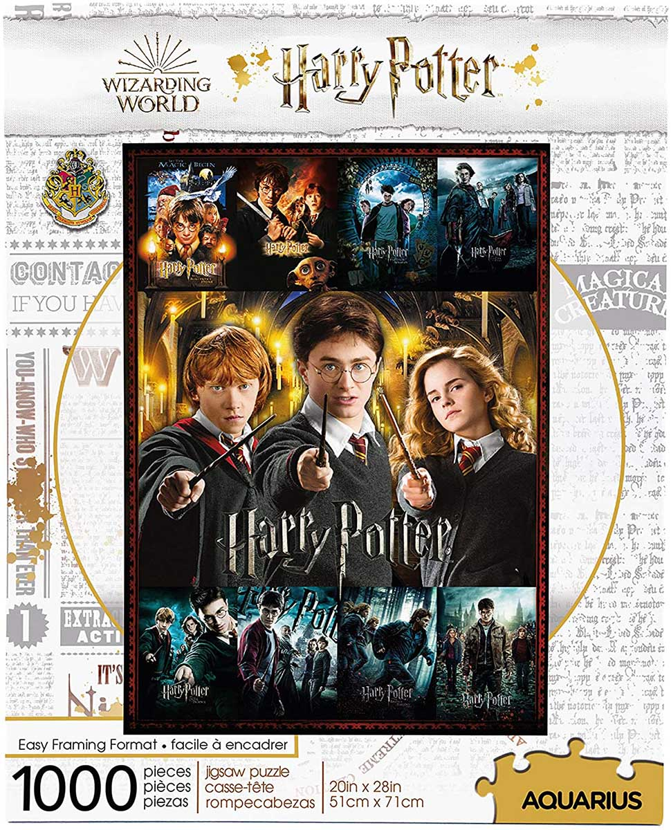 Harry Potter Movies Fantasy Jigsaw Puzzle