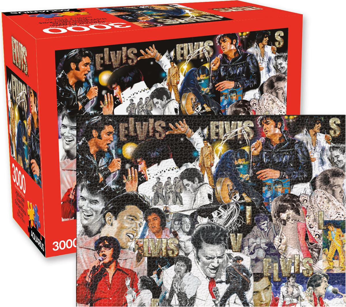 Elvis Famous People Jigsaw Puzzle