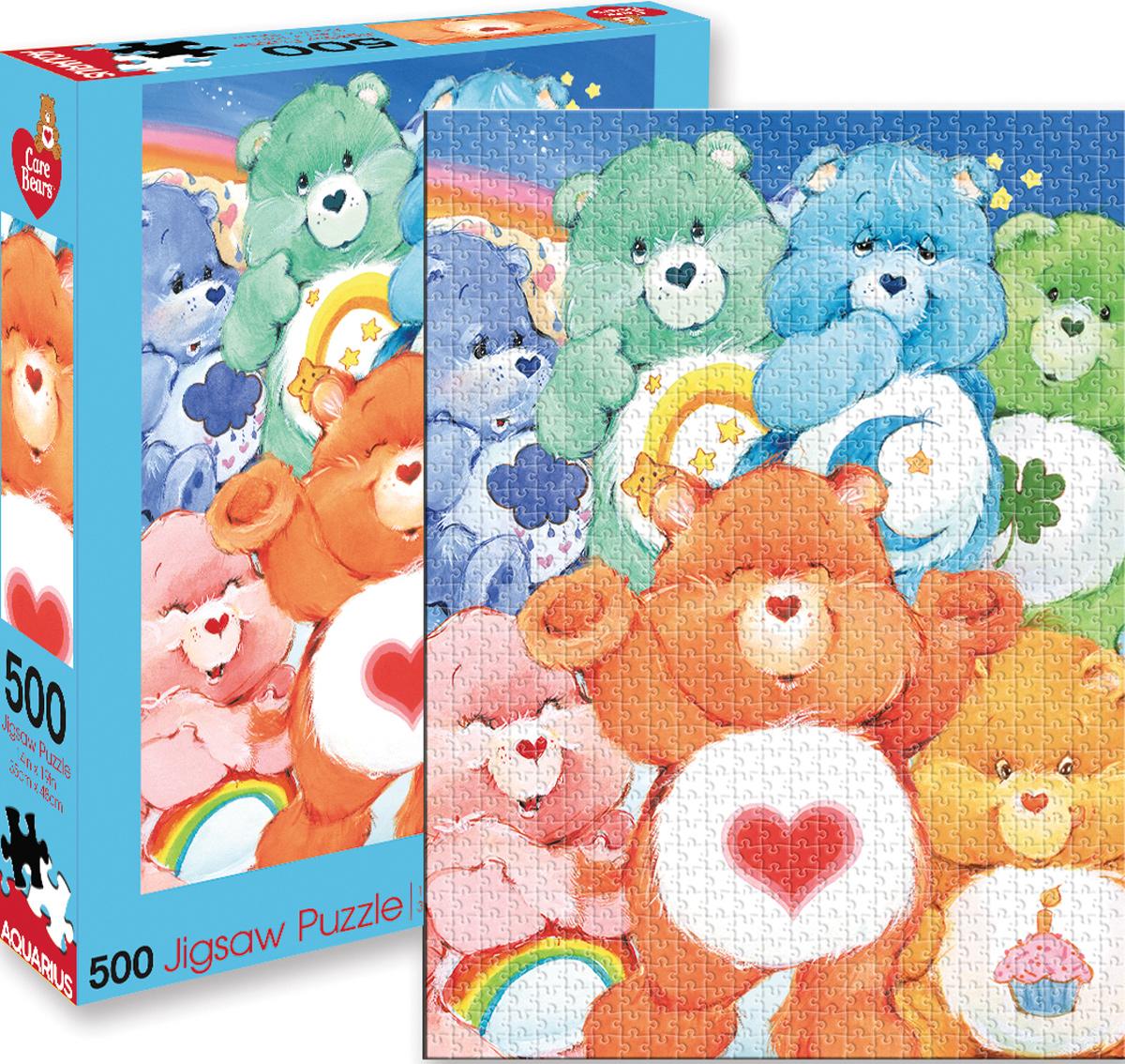 Care Bears Cartoons Jigsaw Puzzle