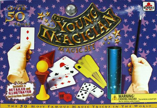 Young Magician 50 Tricks