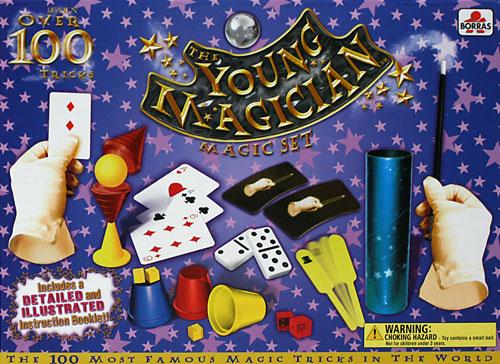 Young Magician 100 Tricks