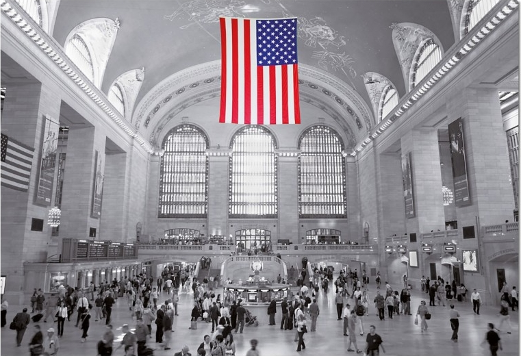 Grand Central Station Landmarks / Monuments Jigsaw Puzzle