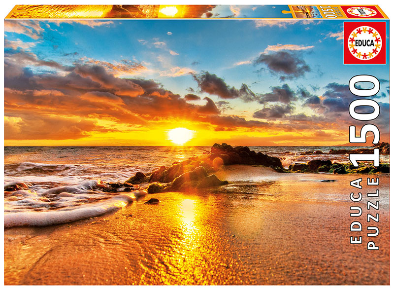 Maui, Desire - Scratch and Dent Hawaii Jigsaw Puzzle