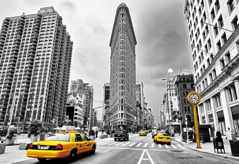 Flatiron Building, New York Photography Jigsaw Puzzle