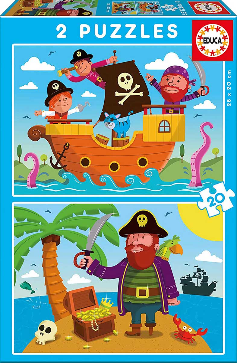 Pirates Pirates Jigsaw Puzzle