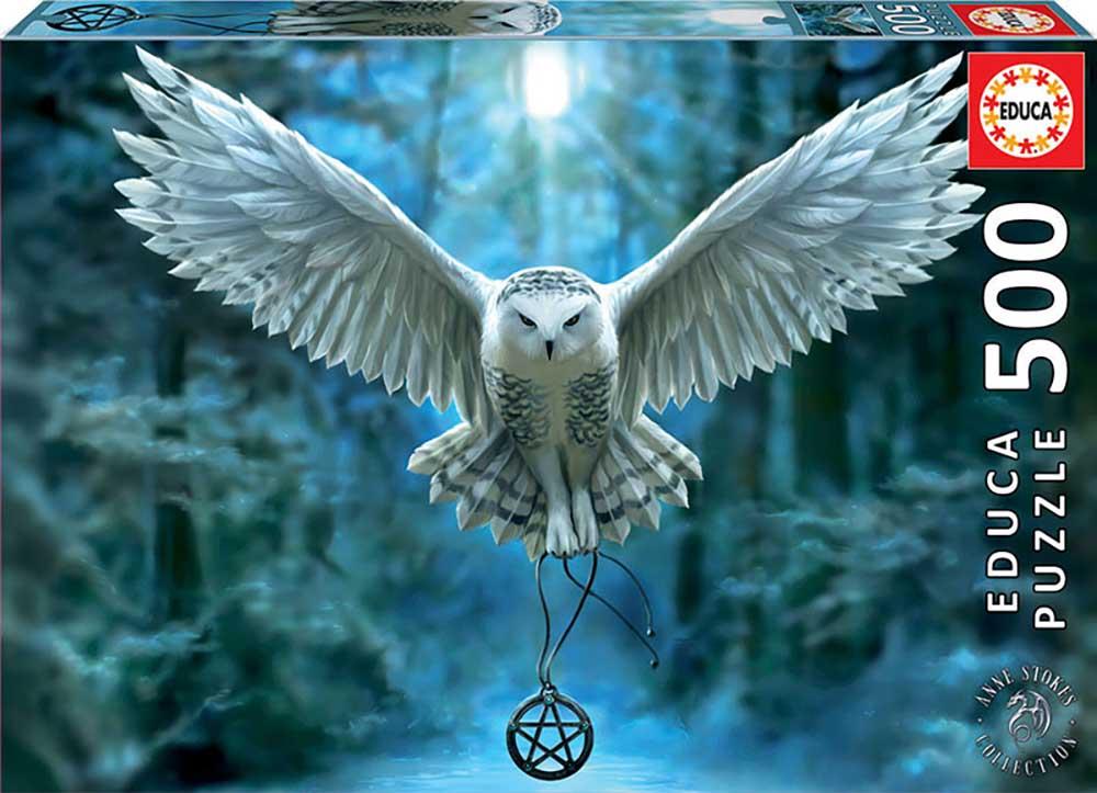 Awake Your Magic Birds Jigsaw Puzzle