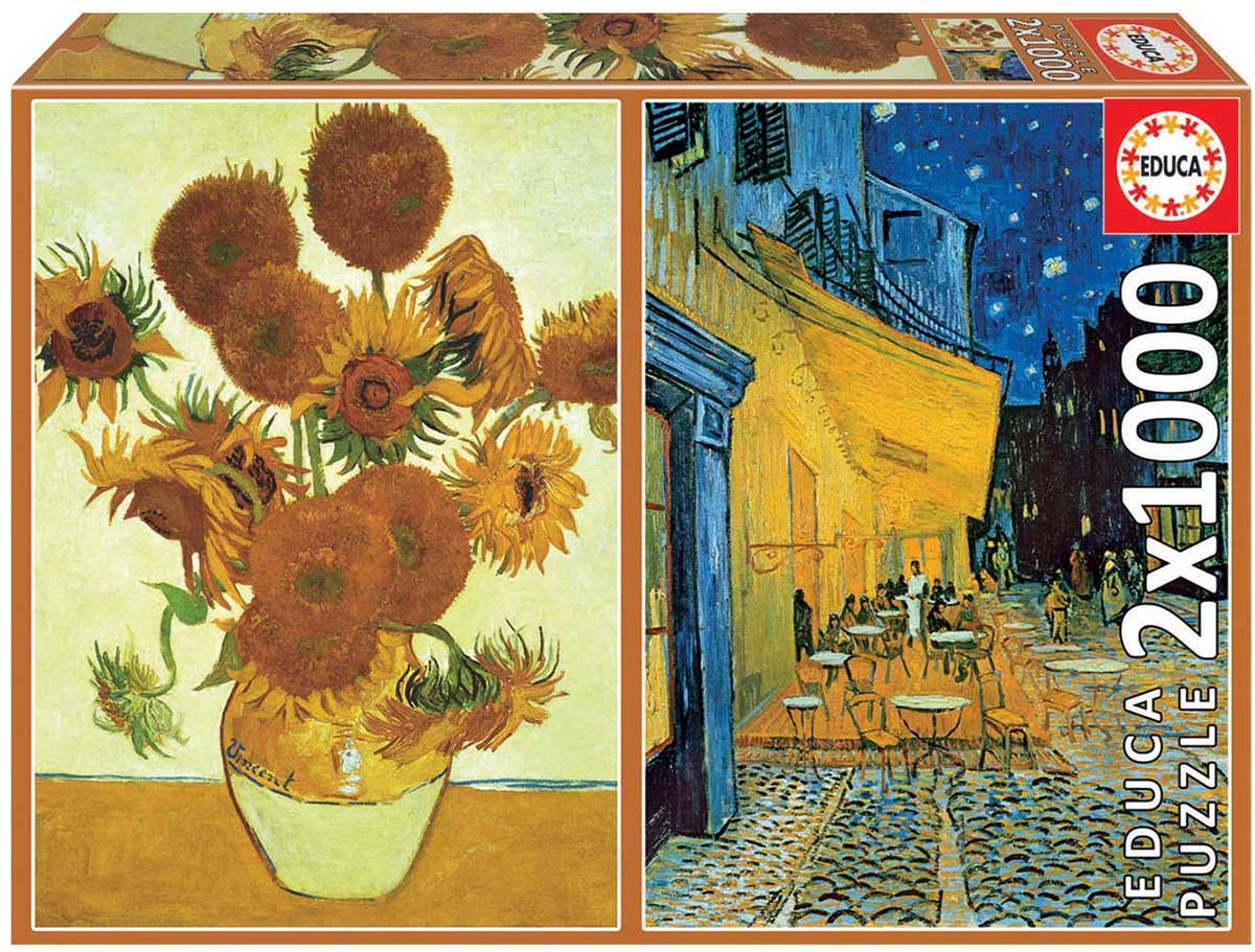Van Gogh Fine Art Jigsaw Puzzle