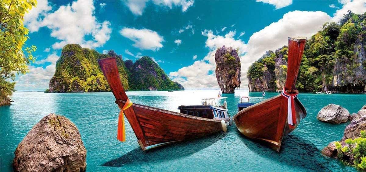 Phuket, Thailand Travel Jigsaw Puzzle