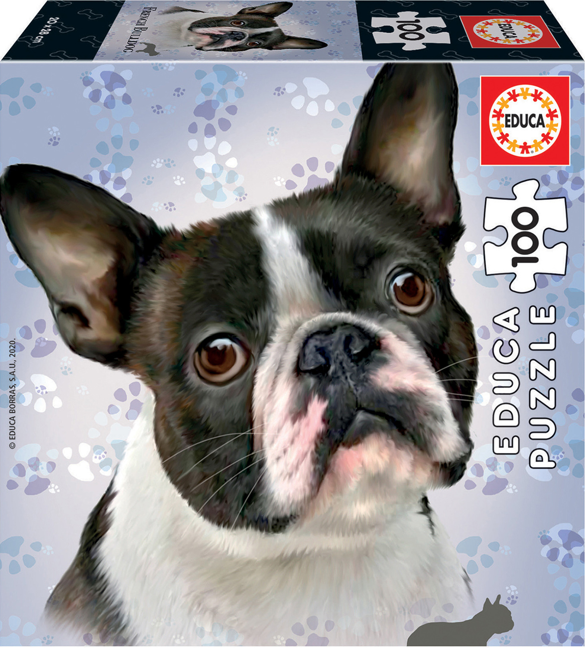 French Bulldog Dogs Jigsaw Puzzle