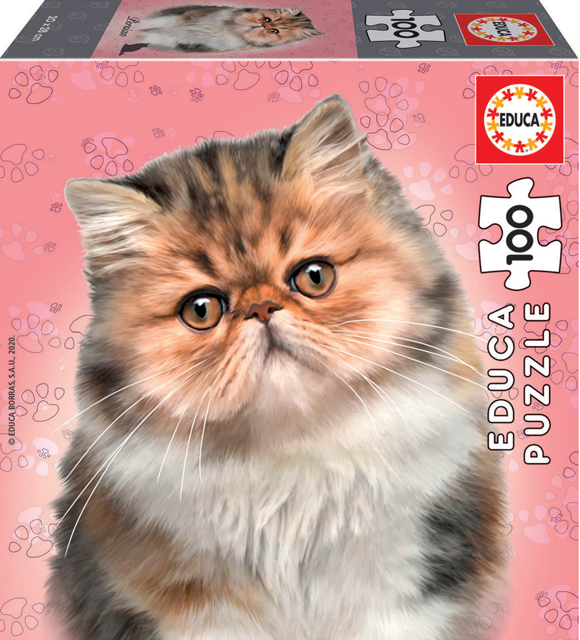Persian Cats Jigsaw Puzzle