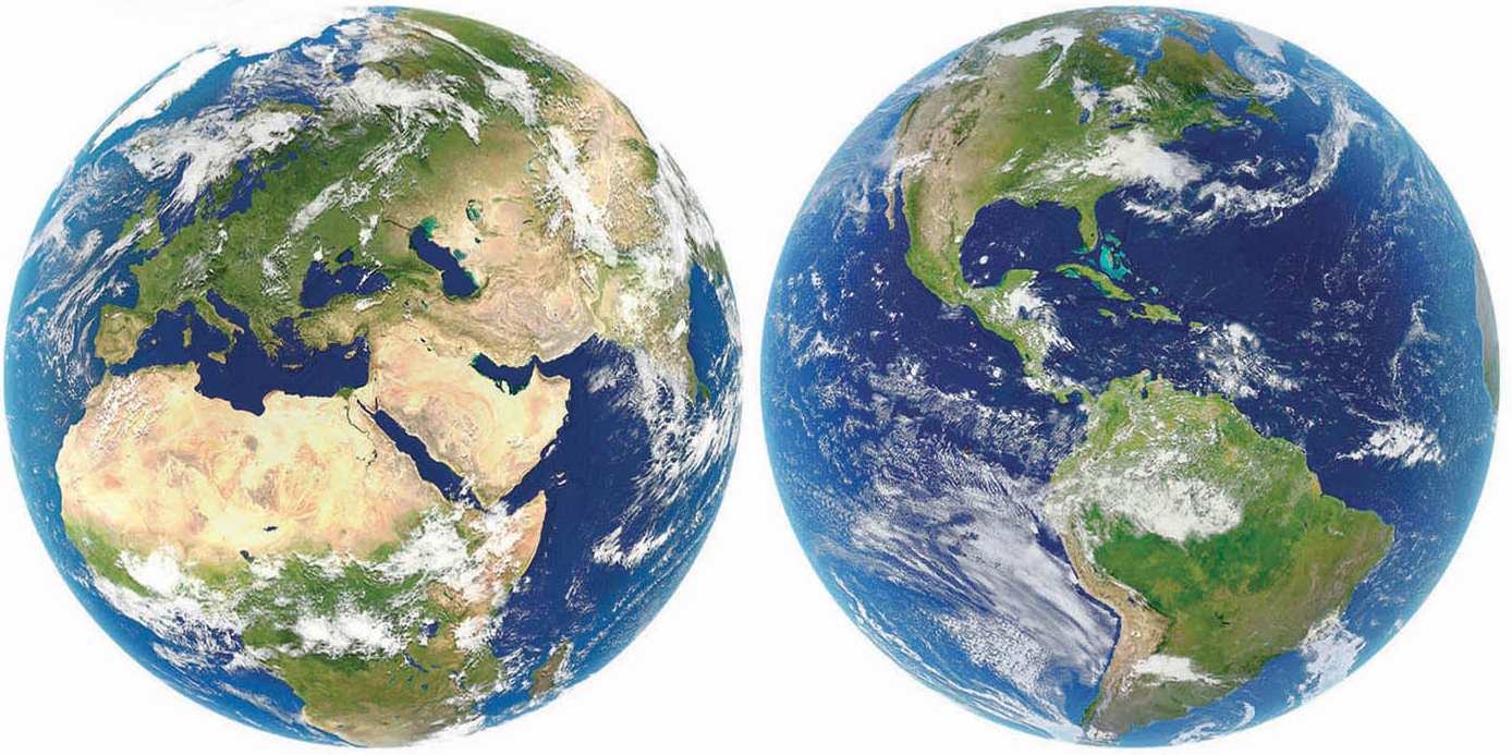 Planet Earth Space Jigsaw Puzzle