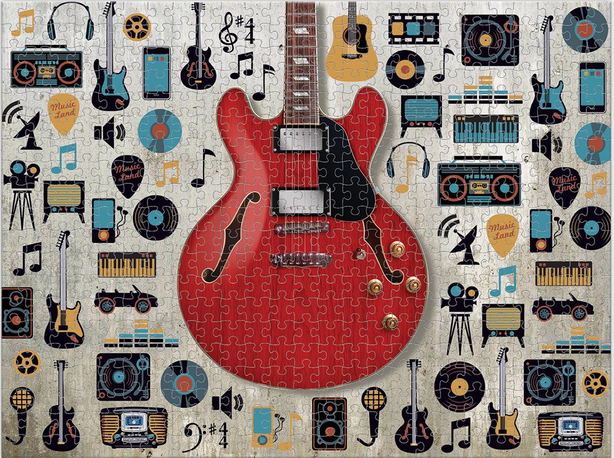Guitars Jigsaw Puzzle