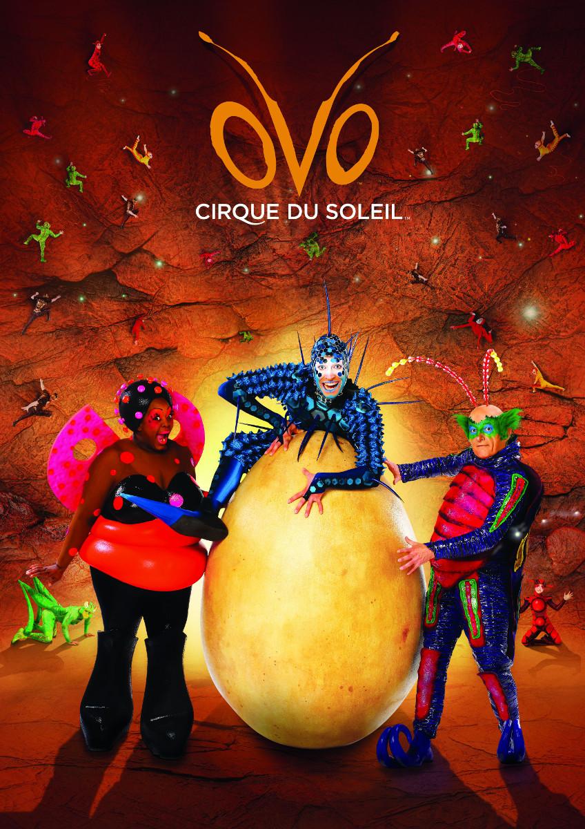 Ovo (Cirque du Soleil) Fantasy Jigsaw Puzzle