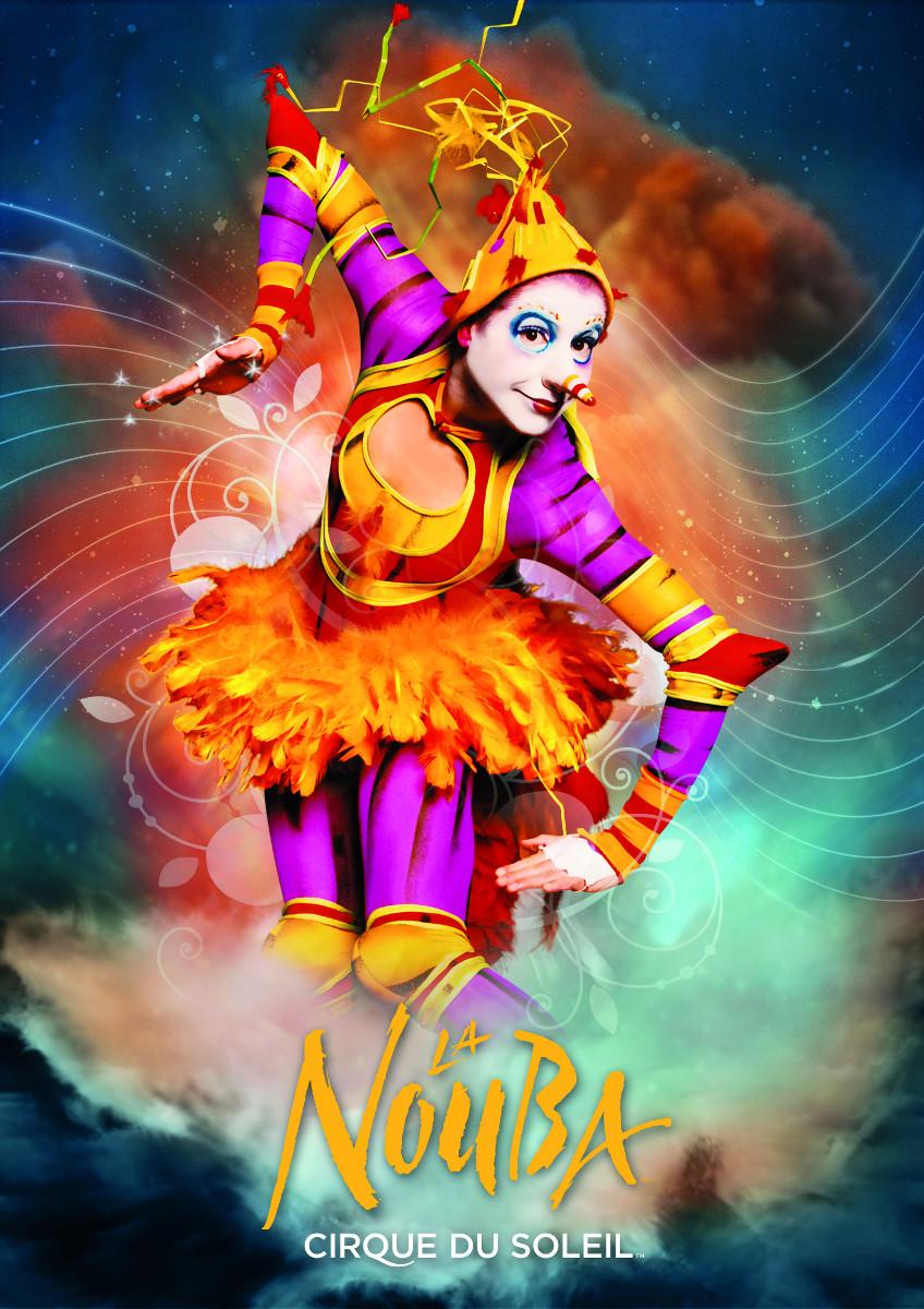DS La Nouba (Cirque du Soleil) Fantasy Jigsaw Puzzle
