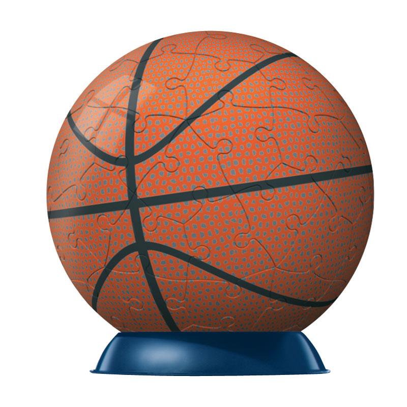 Puzzleball Sports - Basketball Everyday Objects Puzzleball