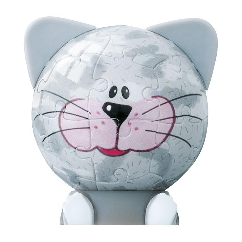 Puzzleball Mini Animals - cat Cats Jigsaw Puzzle