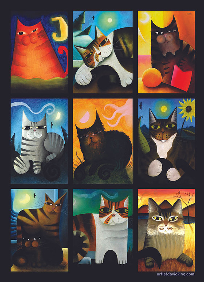Pic-cat-so Collage Dogs Jigsaw Puzzle