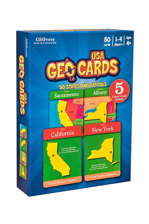 GeoCards USA
