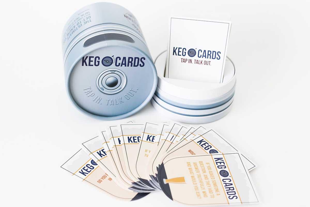 Keg O'Cards