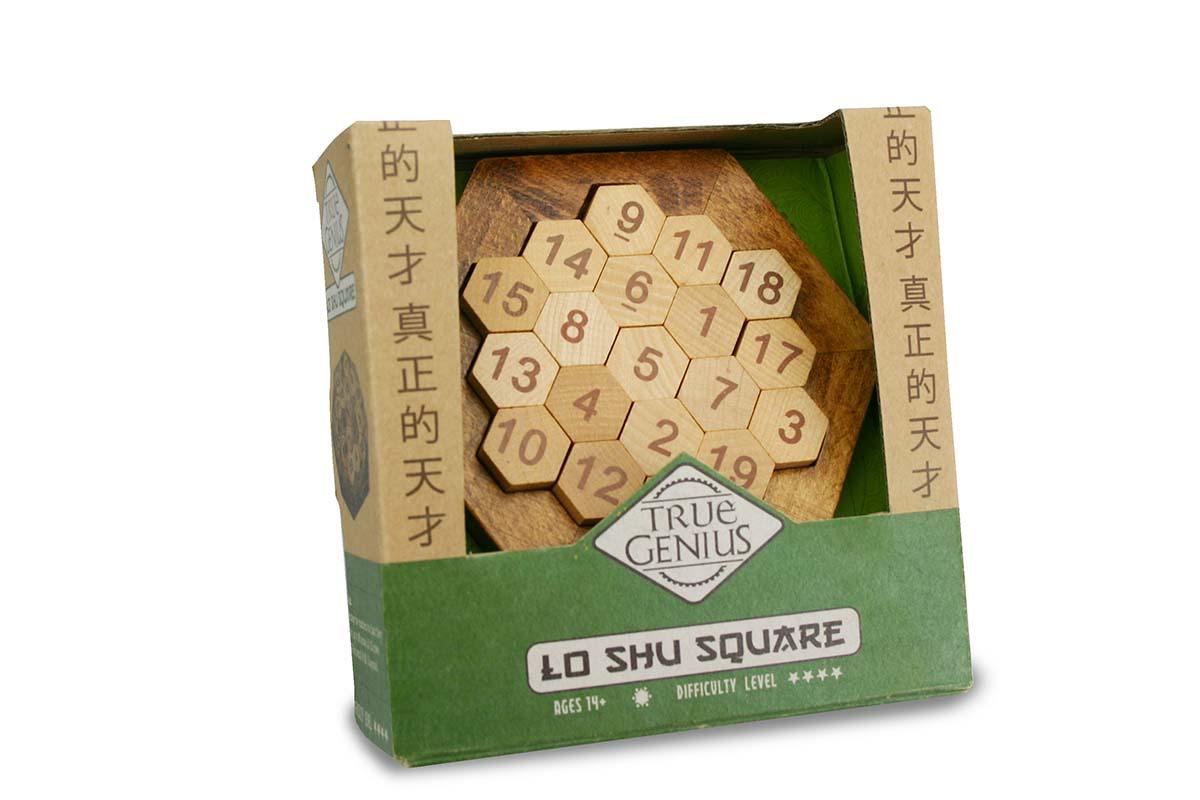 Lo Shu Square