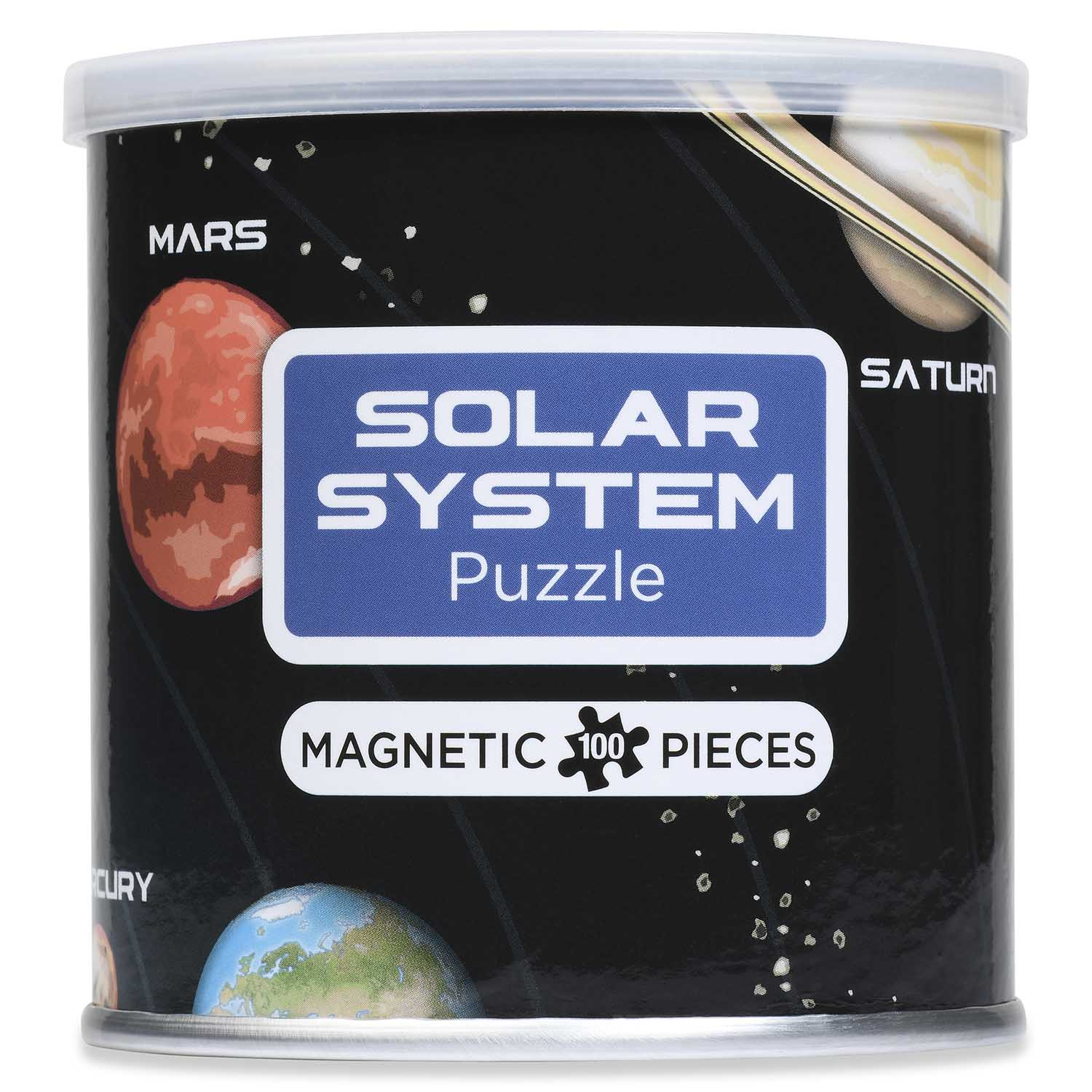 Solar System Puzzle Space Jigsaw Puzzle
