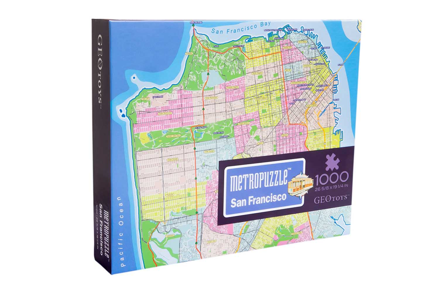 San Francisco Mypuzzle Travel Jigsaw Puzzle