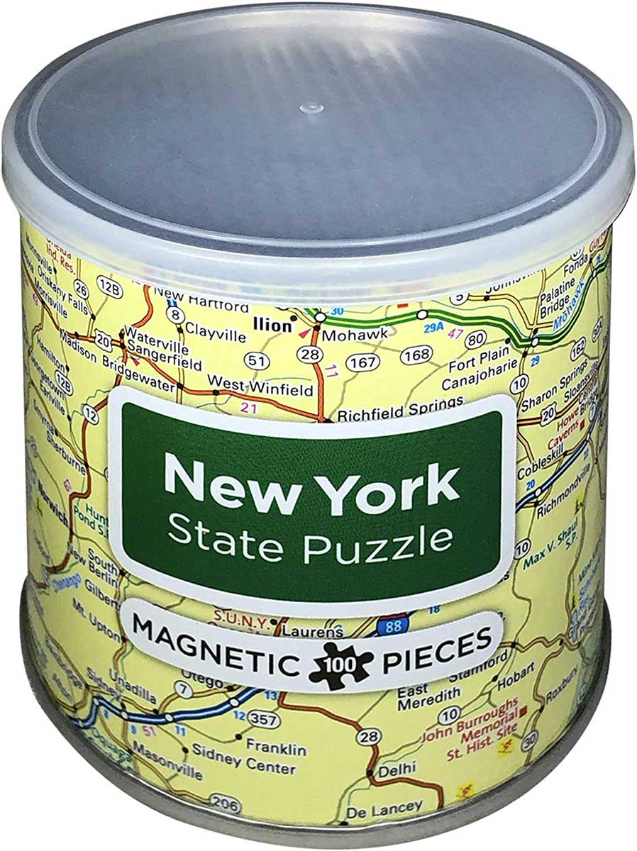 Magnetic Puzzle New York Travel Jigsaw Puzzle