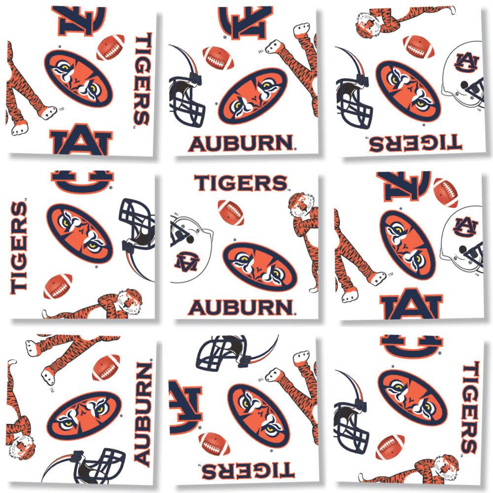 Auburn Sports Jigsaw Puzzle