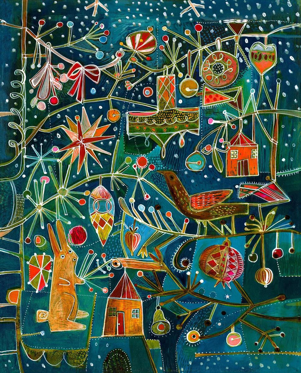 Holiday Joy Christmas Jigsaw Puzzle
