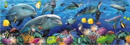 Undersea Under The Sea Jigsaw Puzzle