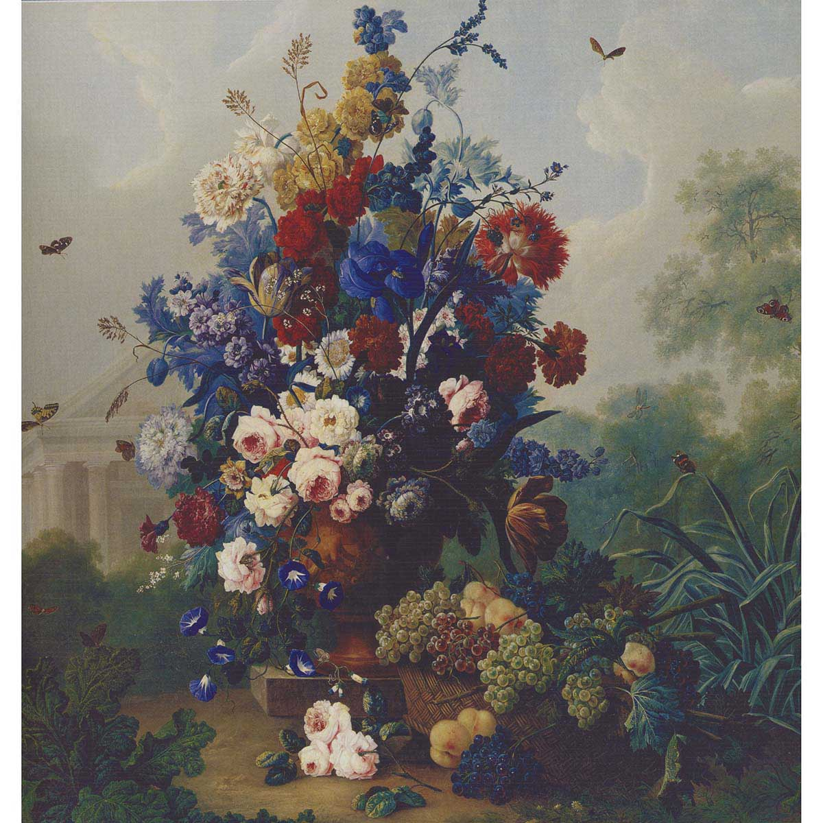 Flowers Bouquet Flowers Jigsaw Puzzle