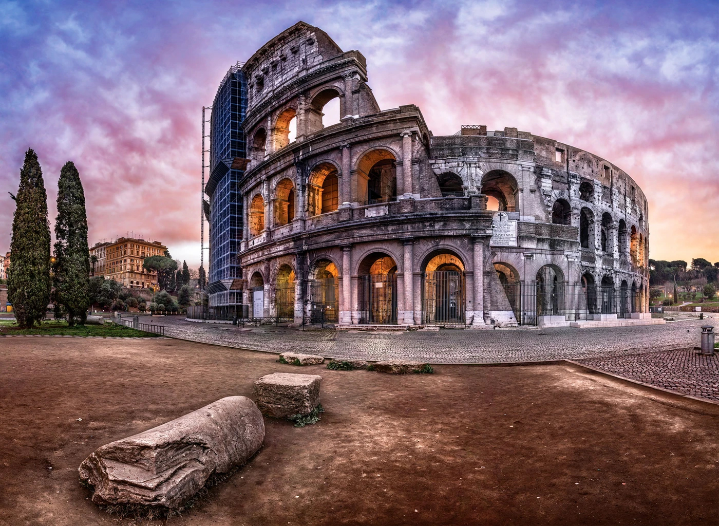 Colosseum Photography Jigsaw Puzzle