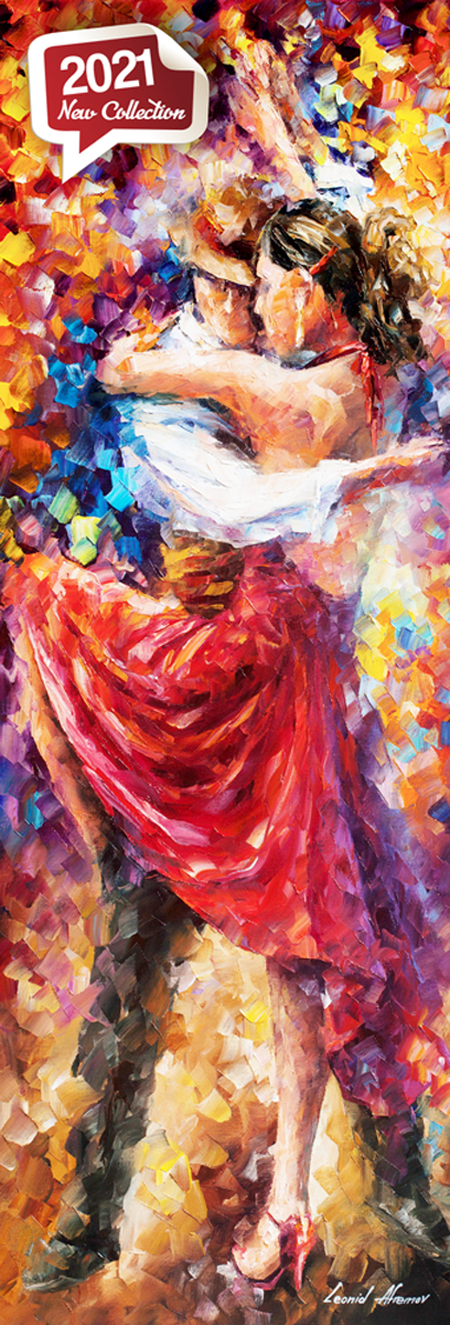 Tango Dance Jigsaw Puzzle