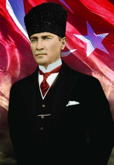 Mustafa Kemal Ataturk Famous People Jigsaw Puzzle