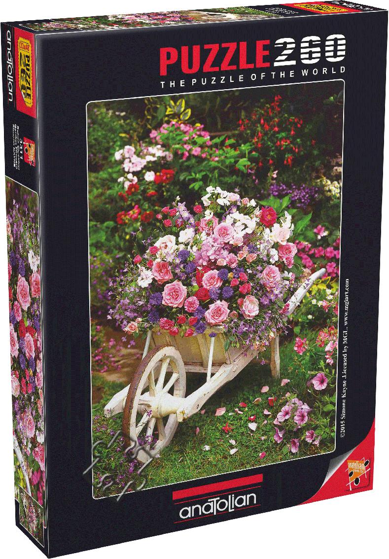 Garden Flowers Flowers Jigsaw Puzzle