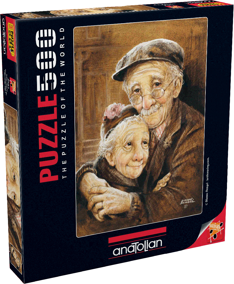 New Lease On Life People Jigsaw Puzzle
