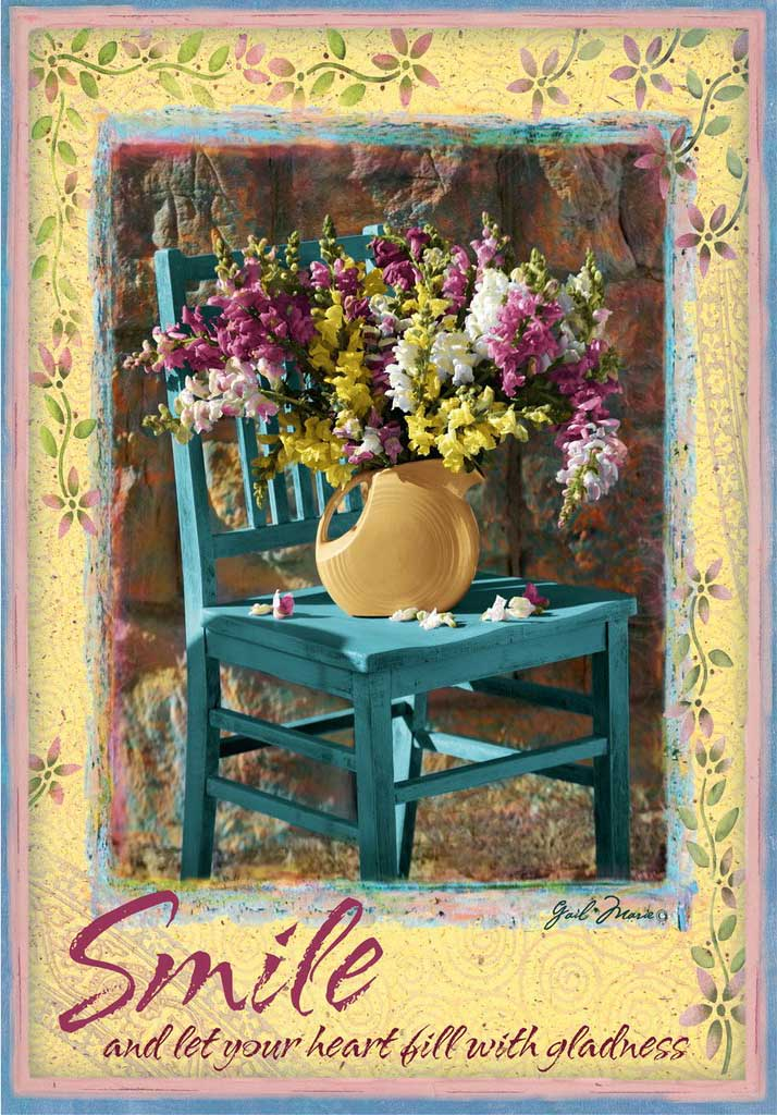 Smile - Real Love Inspirational Jigsaw Puzzle