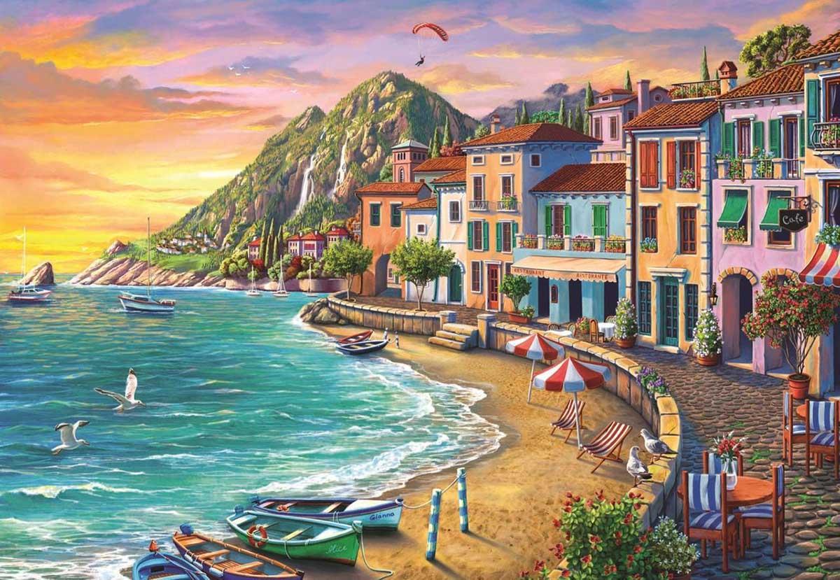 Wonderful Beach Beach Jigsaw Puzzle