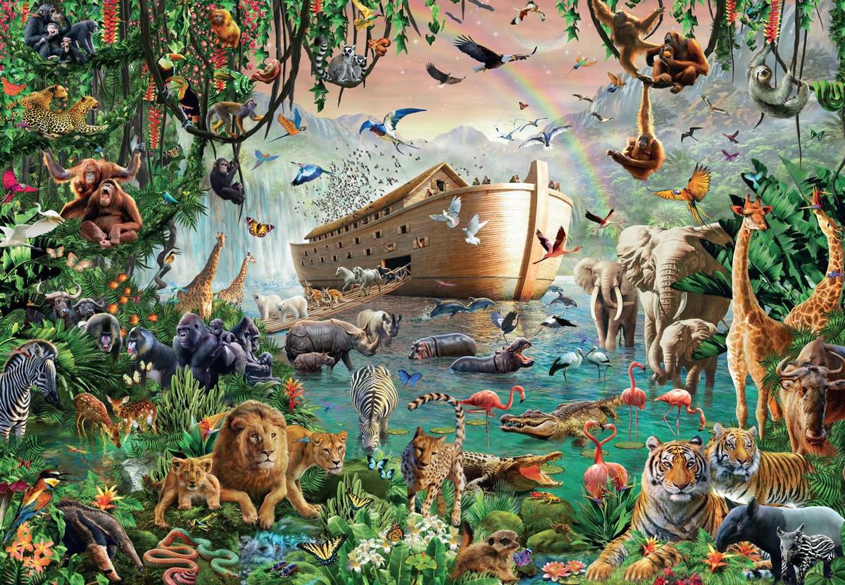 Noahs Puzzle