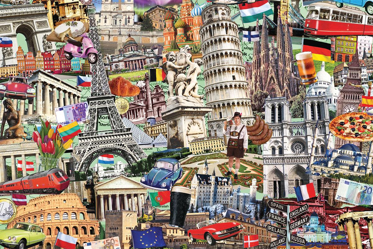Открытке новым, города мира открытки