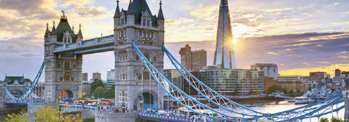 Tower Bridge, London Skyline / Cityscape Jigsaw Puzzle