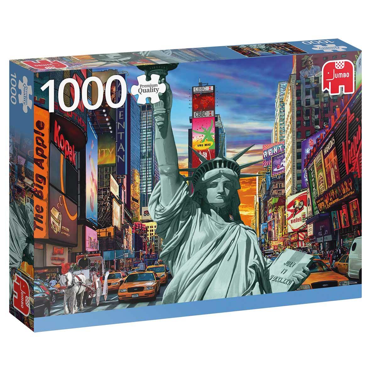 New York City New York Jigsaw Puzzle