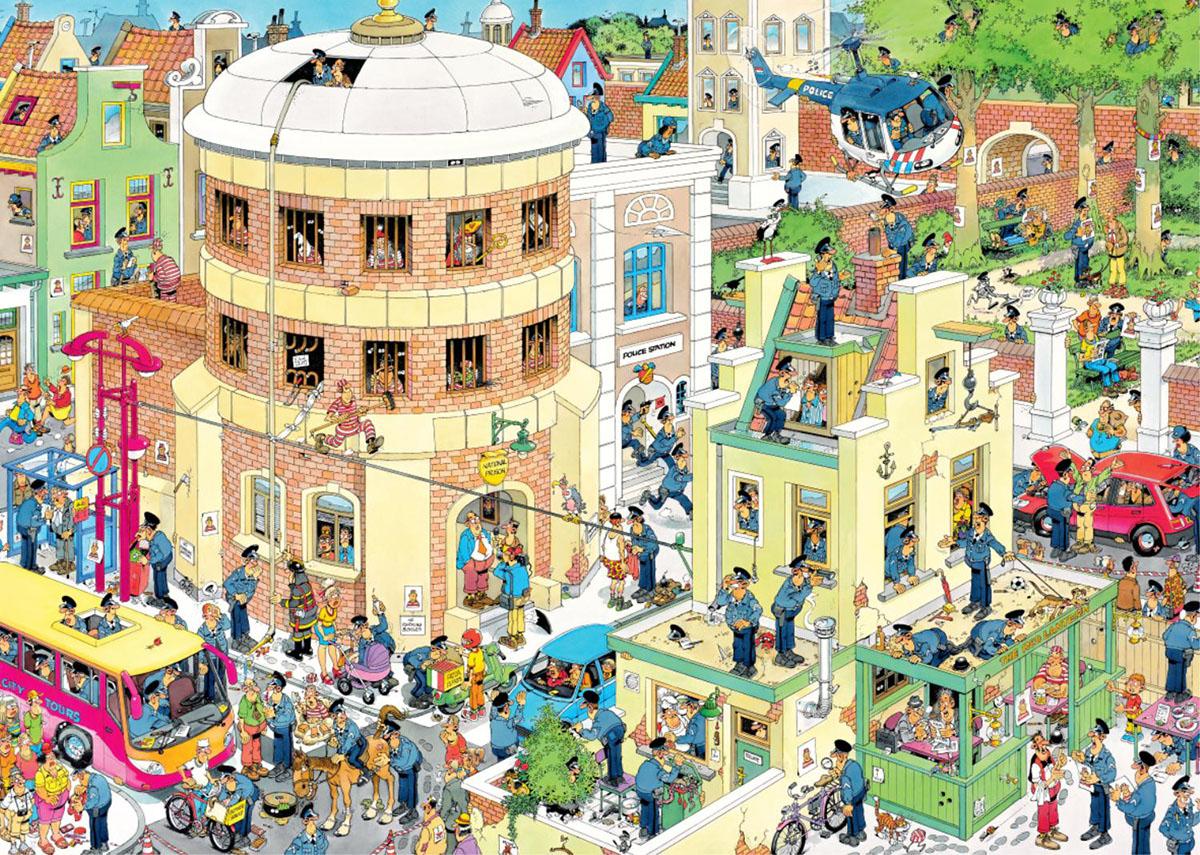 The escape jigsaw puzzle for Escape puzzle