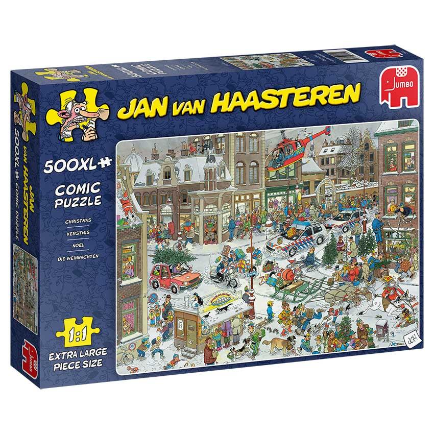 Christmas Winter Jigsaw Puzzle