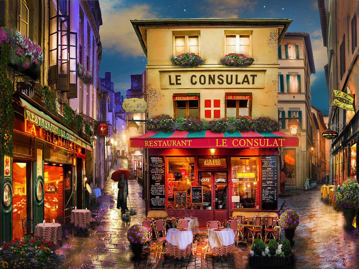 Meet Me in Paris Paris Jigsaw Puzzle