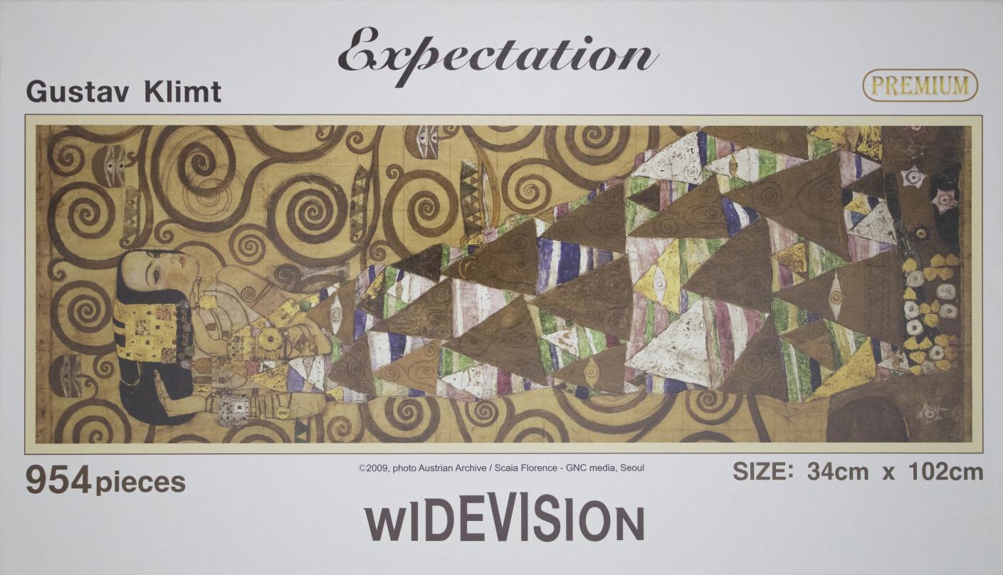 Expectation Fine Art Jigsaw Puzzle