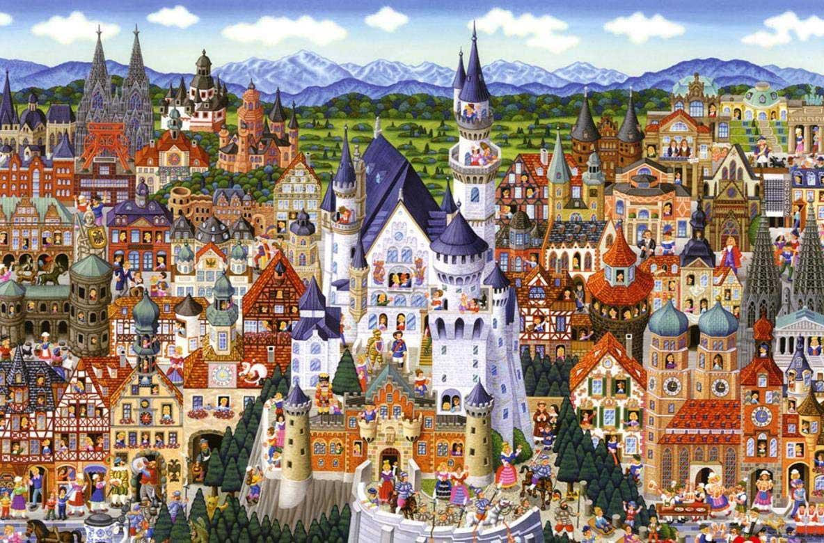 Germany Germany Jigsaw Puzzle